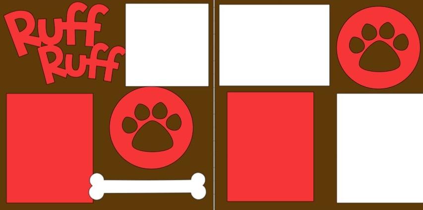 RUFF RUFF -  page kit