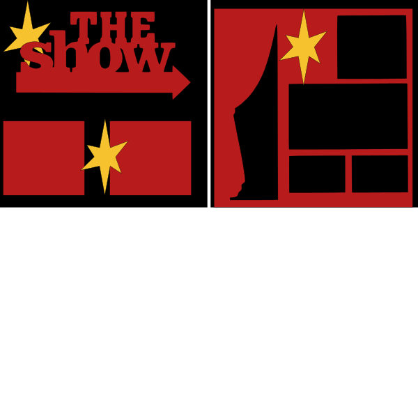 The Show --  page kit