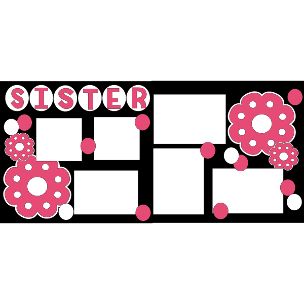 SISTER(S)  -basic page kit