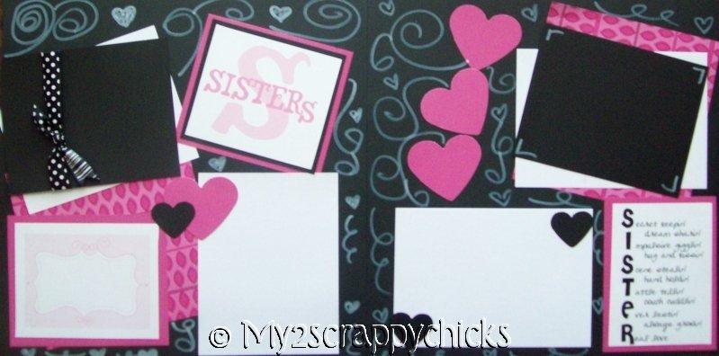 SISTERS page kit