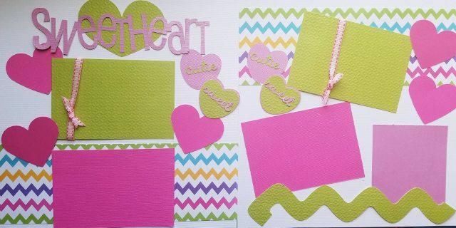 sweetheart page kit