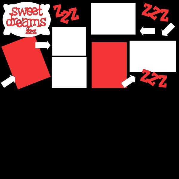 SWEET DREAMS ZZZ ... Page Kit