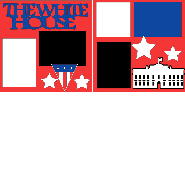 THE WHITE HOUSE --  page kit