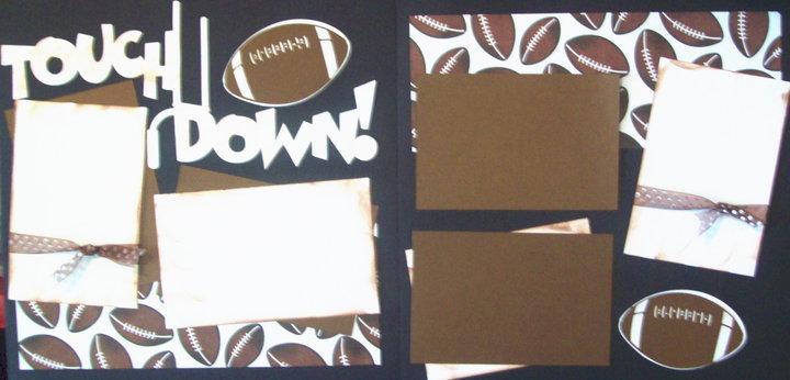 Touchdown **   Page Kit