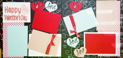 HAPPY VALENTINES DAY ^^ page kit